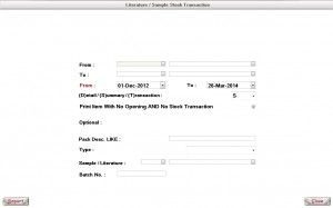 Sample_Literature Stock Transaction
